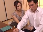 Yukina Momota Likes To Tease Cock