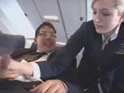 Air Hostess Fuck