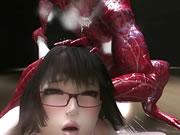 3D Hentai Spider