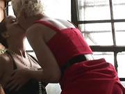 Lesbo Film SM