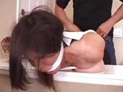 Ashley Renee Bondage Busty Fuck