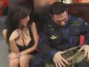 Men In Uniform Love Big Tits