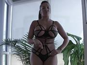 Carmen Valentina Makes You Suck A Cock