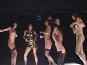亞洲美女裸舞 7