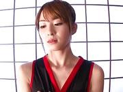 Japanese Uniform Babe Fucked Before Facial