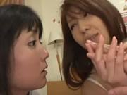 Japanese Not Stepmom Teaches Sex