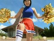 Mikako Horikawa Pom Pom Girl