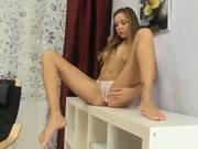 Russian Teen Katya Clover Pretty Pussy