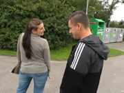 German Newbie In Hot Pickup And Fuck
