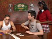 Serena Del Rio Gosta De Pagar O Seu Idiota Bf Poker Divida