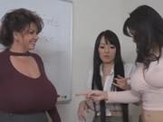 Hitomi And Anri And Milena